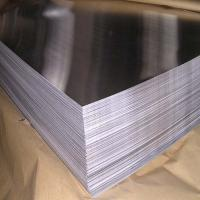 Cold Rolled Aluminium Sheet Plate Width 600-900 Mm Mill Finish 1050 Manufactures