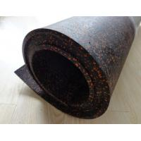 Fragmented EPDM Rubber Flooring Raw Material For Children Playgrounds Manufactures