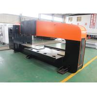 Rotational Head CNC Punch Press Machine For Aluminum 3 - Axis Controlled Manufactures