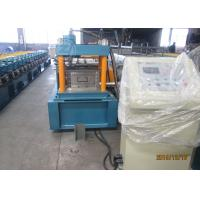 Anti - Rust Roller C Purlin Roll Forming Machine With CE Customized Manufactures