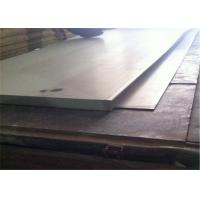 Quality A516GR60 Q245R Q345R Abrasion Resistant Steel Plate In Oil , Gas Project for sale