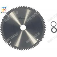 8 x 80T Wood Cut Saw Blade with YG6 tungsten carbide tipps long working life Manufactures