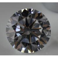Roundround brilliant cut cubic zirconia synthetic gemstone supplier Manufactures