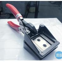 Hand Held ID Card License Photo Picture Punch Cutter 32*40mm Manufactures