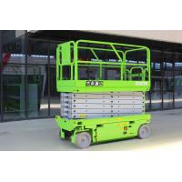 Indoor Electric Scissor Lift Work Platform 13m Self Propelled Aerial Work Platfrom Manufactures