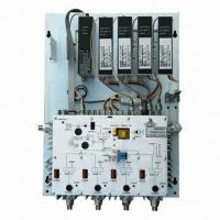Optical network base with four-way low-loss data signal insert output ports Manufactures