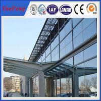 Cost-effective aluminium curtain wall profiles china exporter Manufactures