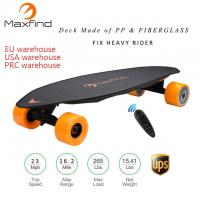 Maxfind Four Wheel Electric Skateboard MAX2,2000W Dual Motors Wireless Remote Cotroller Scooter Plate Board Hoverboard U Manufactures