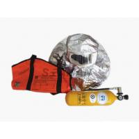 China EEBD Air Escape Breathing Apparatus With Hood , Rescue Breathing Apparatus on sale