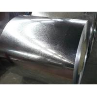 China Zinc Coating 40-160g/M2 Galvanized Steel Coil Z275 0.135mm - 5.00mm Thickness on sale
