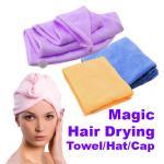Magic Quick-Dry Hair Towel Hair-drying Ponytail Holder Cap Towel Bath Towel Hair Towel Manufactures