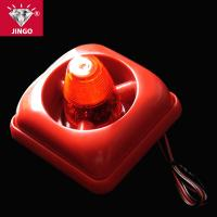 Conventional fire alarm systems 24V alarm sounder,horn,hooter Manufactures