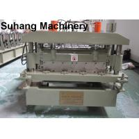 YX25-200-1000 Automatic Roof Panel Roll Forming Machine / Glazed Tile Making Machine Manufactures