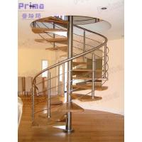 Indoor spiral staircase designed for small spaces Manufactures