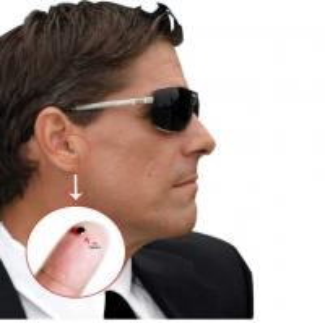 New Mini Hidden Spy Earphone Wireless Earpiece Headset microphone detection Manufactures