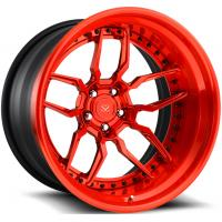 China 20inch Rims Polish Customized  2-PC Forged Alloy Rims For GTR / Rim 20 Forged Wheels China Rims on sale