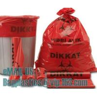 China Autoclave Bags, Pouches, Biohazard Waste Bags, Biohazard Garbage, Waste Disposal Bag on sale