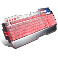 Multimedia Waterproof Mechanical keyboard RGB Spill Proof Keyboard Manufactures