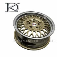 Quality Alloy Replica OEM Custom Wheels 16 Inch To 22 Inch Rims Hub Cast Customing for sale