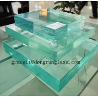 Extra clear glass / Ultra White Tempered Glass / Ultra clear tempered glass Manufactures