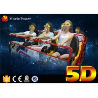 5d Cinema Simulator And 5d Cinema Equipment 6 Seats Motion Chairs 5d Cinema Hydraulic Manufactures