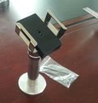 11.8-21cm adjustable width tablet pc metal display lockable holder , base diameter is 8cm Manufactures