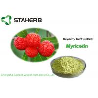 Bayberry Bark Pure Natural Plant Extracts Powder Herbal CAS 529 44 2 HPLC Manufactures