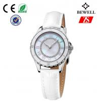 Jewelry Bracelet Stainless Steel Ladies Watches Water Resistant Manufactures