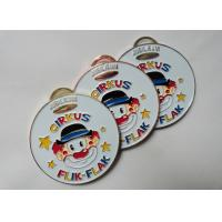 Sport Meeting Cirkus Flik Flak Soft Enamel Medal, Zinc Alloy Die Casting with Gold Plating Manufactures