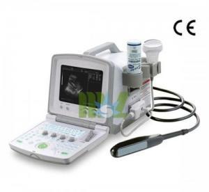 China Vet ultrasound scan machine for sale-MSLVU10 on sale