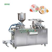 DPP-80 Blister Packaging Machine Honey Butter Blister Packing Machine Manufactures
