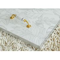 Kitchen Cabinets Office Furniture 18mm MDF Board , Plain MDF 3d Wall Panel Manufactures
