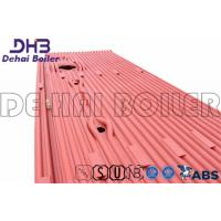 China Coal Steam Boile Wall Water Panel Good Heat Exchange Function on sale