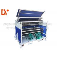 Vehicle Parts Workshop Tool Trolley Anti Corrosion Glossy Surface Long Service Life Manufactures