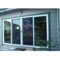 Quality aluminium partition door frames buy from 1408 for Large sliding glass doors for sale