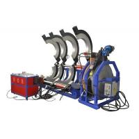 380 Voltage ISO CE Hydraulic Hdpe Fusion Welding Machine Big Pipe Welding Manufactures