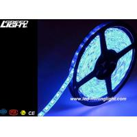 Indoor / Outdoor RGB Waterproof Led Strip Lights For Home Decoration , 5m Per