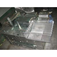 Hardened Custom Plastic Injection Molding Parting Line Lock Insulation Plate Manufactures