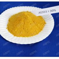 China 60-90 Basicity Poly Aluminium Chloride In Water Treatment Non - toxic on sale