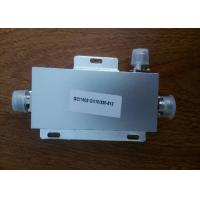 UHF 300-500MHz 6dB Directional Coupler Sliver Color With N Female Connectors Manufactures