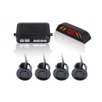 Quality Car Parking System, Car Entry Level Rear 4 Parking Sensor System with 22mm Plastic Flat for sale