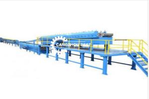 China Cut To Length Steel 220mm Door Frame Roll Forming Machine on sale
