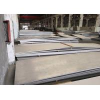 430 Stainless Steel Sheet / Magnetic Hot Rolled Steel Plate For Chemical Industry Manufactures