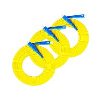 Good Durability Optical Fiber Patch Cord Lc To Lc Sc Fc St E2000 Manufactures