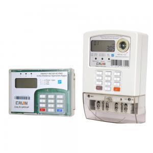 China Split Keyboard Prepayment Electricity Meter for Rural Grid, Smart Energy Meter for Mini Grid on sale