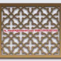Buy cheap Trade Assurance laser cut grille panel from wholesalers