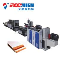 Lightweight PVC Ceiling Panel Production Line , PVC Wall Panel Machine Manufactures