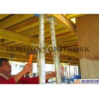 Timber Beam H20 Beam Formwork System 5.9m Floor Height Steel Prop Easy To Handle Manufactures
