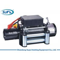 Heavy Duty Electric  Winch , Electric Hoist Lifting Winch Full Steel Gears Manufactures