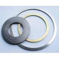 China ASME B16.20 Pipe flange fitting spiral wound gasket on sale